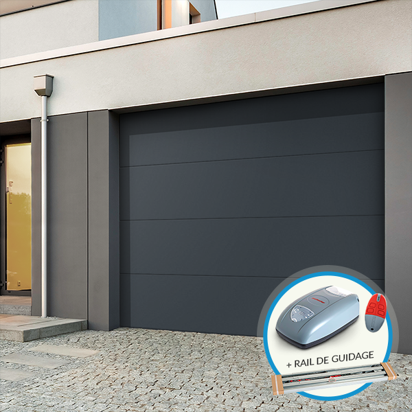 Comment monter un moteur de porte de garage espace for Monter porte de garage