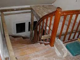 comment faire un échafaudage dans un escalier