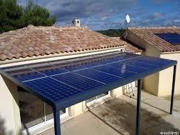 Véranda photovoltaique : les types de panneaux solaires